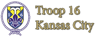 Troop 16 Logo